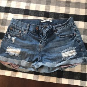 American Rag Jean shorts size 7 junior